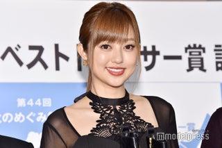 菊地亜美、夫から記念日サプライズに感激「素敵な旦那さん」と反響