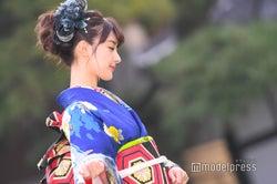 宮本茉由 (C)モデルプレス