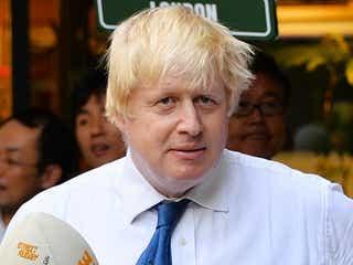 ロンドン市長のボリス・ジョンソン氏、日本の子供たちにエール