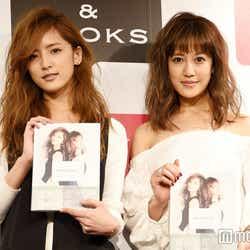 E-girls藤井萩花&藤井夏恋(C)モデルプレス