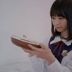西野七瀬/マネキンチャレンジ動画より(提供写真)