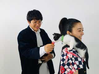 上白石萌音、ミキ亜生の愛猫と「SPUR」表紙飾る「こんなに幸せな撮影があるんだ」
