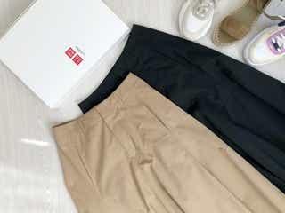 ユニクロで見つけたらラッキー!迷わず買うべき大人気スカートで大人可愛い4style