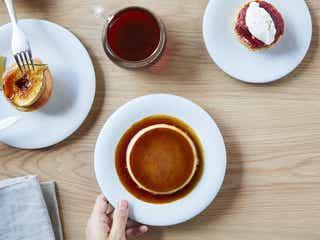「ブルーボトルコーヒー 清澄白河フラッグシップカフェ」限定デザート&グッズが充実