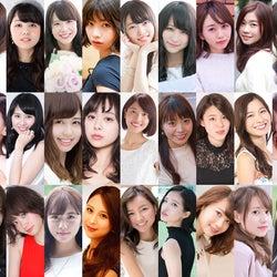 """""""日本一のミスキャンパスを決める""""ミスコン、美女揃いの候補者が集結<Miss of Miss 2017>"""
