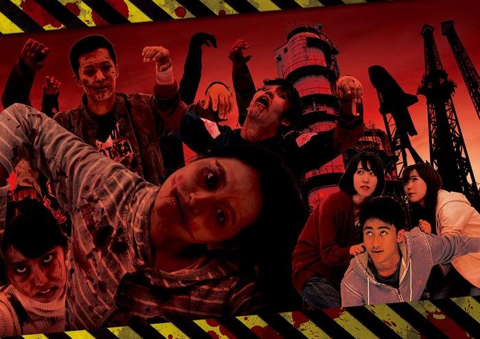 ZOMBIE Panic Night イメージビジュアル/画像提供:よみうりランド