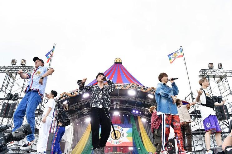"""FANTASTICS、故・中尾翔太さんへ魂のパフォーマンス """"9人体制""""宣言"""