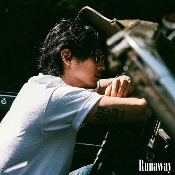 ディーン・フジオカ「Runaway」ジャケット(提供写真)