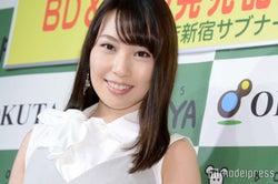増田有華、色気は壇蜜ハード動画で勉強「ベッドに寝そべって相手を誘惑…」