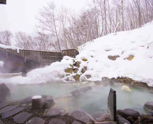 雪見露天風呂が楽しめる人気温泉宿ランキングTOP10