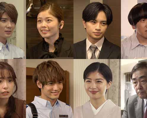Sexy Zone中島健人、宿泊客に神対応「スカッとジャパン」ショートドラマでフロアマネージャー役を熱演