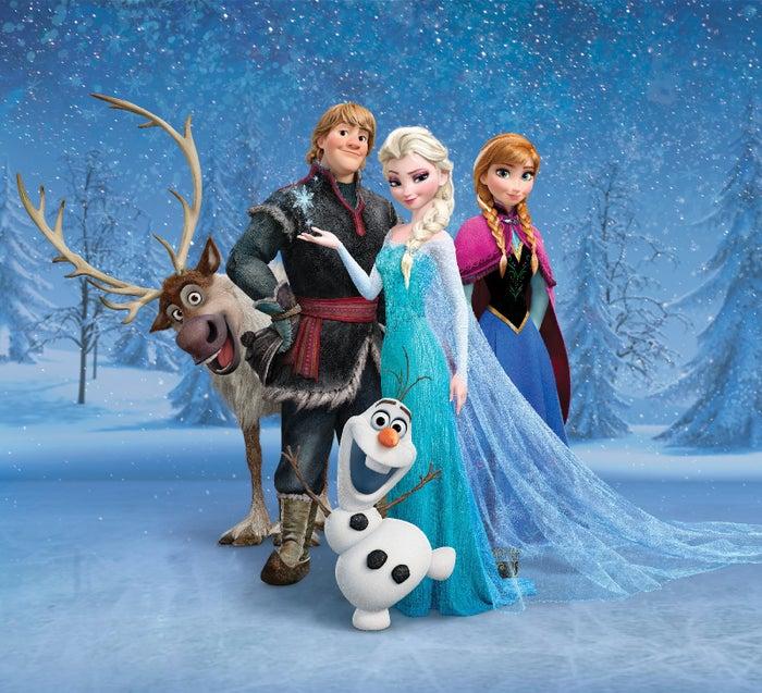 「アナと雪の女王」(C)2013 Disney. All Rights Reserved