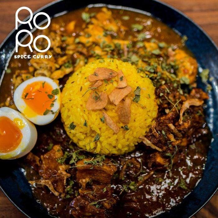 RORO Curry(提供画像)
