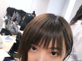 "NMB48山本彩、太田夢莉の""あごのせ""ショット披露にファン歓喜「さやゆーり大好き」"