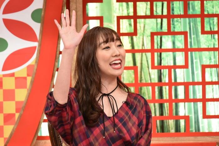 須田亜香里(C)中京テレビ