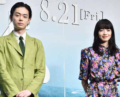 菅田将暉&小松菜奈、3度目の共演は「縁」 互いの印象に変化<糸>
