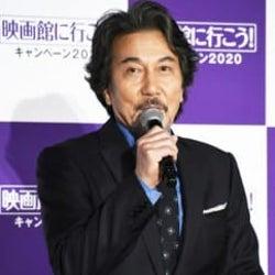 役所広司、コロナショック乗り越え日本映画をもっと豊かに「映画館に行こう!」アンバサダー就任