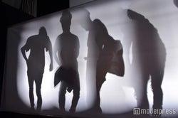 誰の影でしょう?(C)モデルプレス