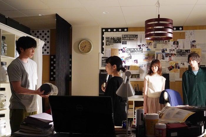 「あなたの番です」第12話より(C)日本テレビ