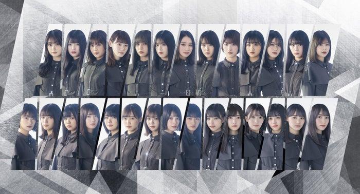 欅坂46(提供画像) 欅坂46「KEYAKIZAKA46 Live Online,but with YOU!」/撮影:上山陽介