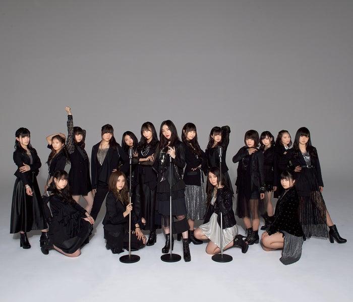 SKE48チームS(写真提供:テレビ朝日)