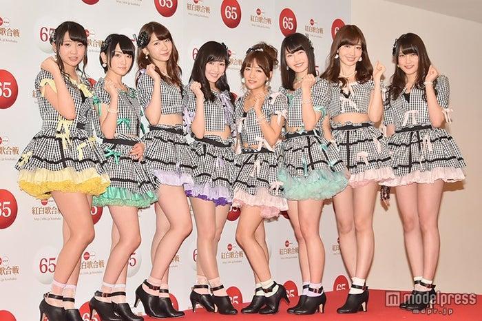 AKB48/写真は「第65回 NHK紅白歌合戦」リハーサル初日会見時より【モデルプレス】