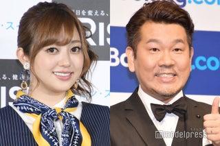 藤本敏史、菊地亜美との過去の不倫報道にコメント