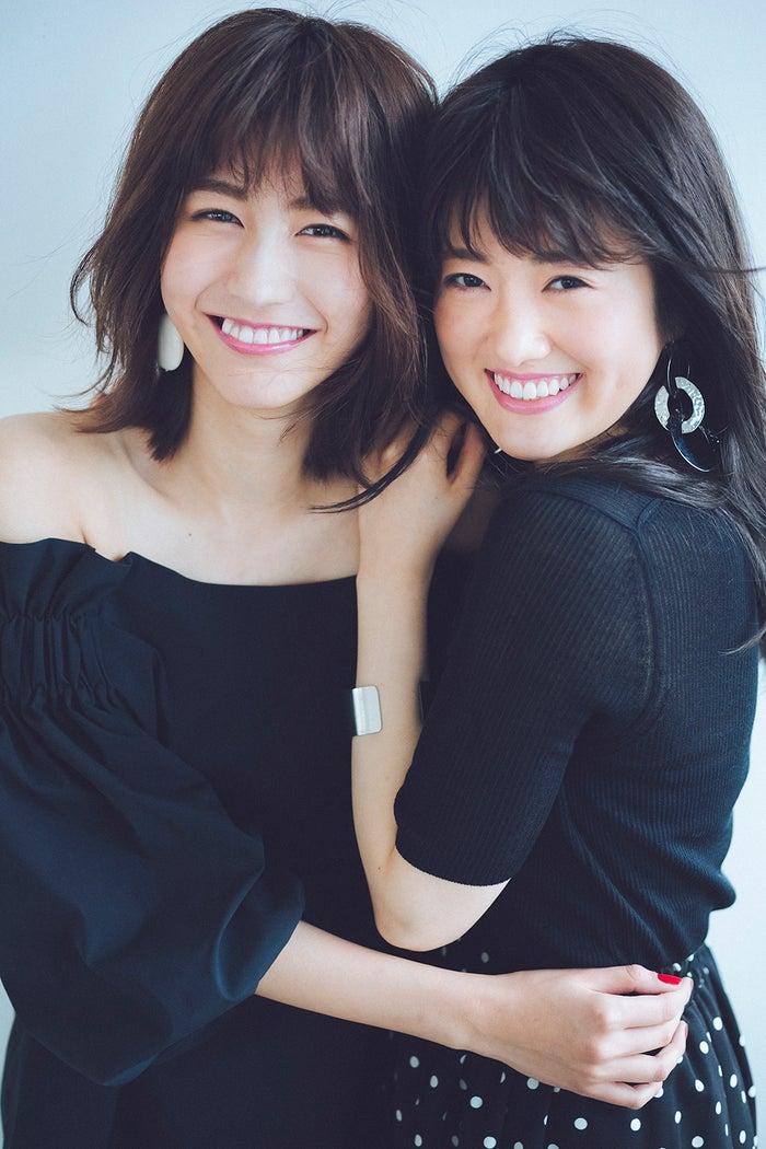 (左から)土生瑞穂、樋口日奈(写真提供:光文社) (C)モデルプレス