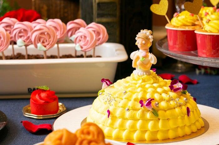 プリンセスマンゴーショートケーキ/画像提供:ストリングスホテル 名古屋 PR事務局