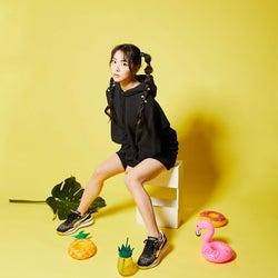 NMB48白間美瑠、デザイン監修のスニーカー登場「atmos pink」&「PUMA」とトリプルコラボ