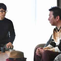 星野源、古田新太「逃げるは恥だが役に立つ」第10話・場面カット(C)TBS