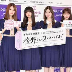 (左から)秋元真夏、松村沙友理、齋藤飛鳥、白石麻衣、堀未央奈、山下美月(C)モデルプレス