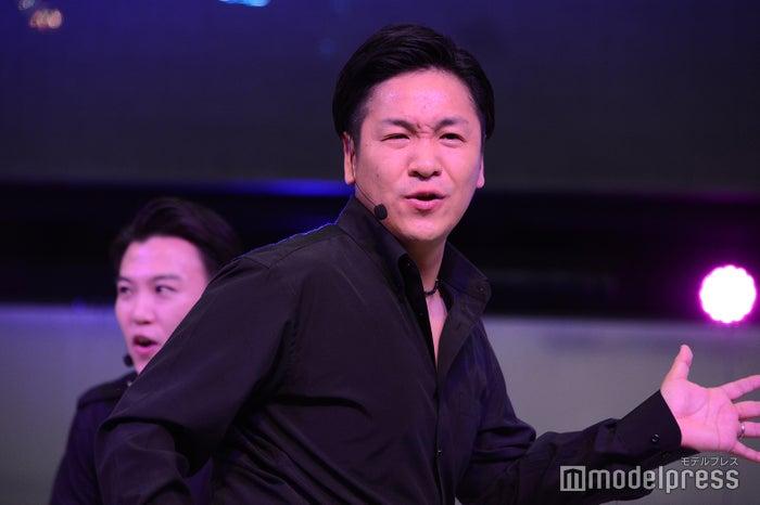 川島章良/吉本坂46「泣かせてくれよ」発売記念イベント(C)モデルプレス