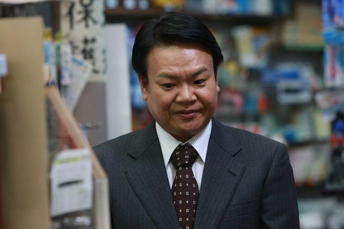 星田英利(C)「宮本から君へ」製作委員会