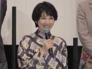 松本穂香 角川監督の演出方針を明かし「ほめてくださっても、方針がよぎる(笑)」