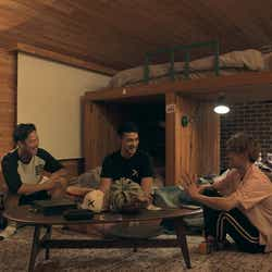 貴之、ノア、俊亮「TERRACE HOUSE OPENING NEW DOORS」32nd WEEK(C)フジテレビ/イースト・エンタテインメント