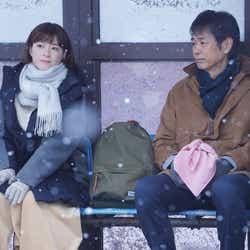 上野樹里、時任三郎「監察医 朝顔」第17話より(C)フジテレビ