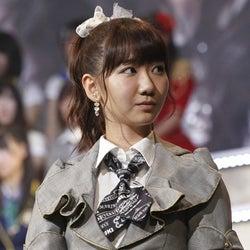 AKB48柏木由紀、NMB48との兼任を発表<AKB48大組閣祭り>