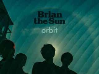 Brian the Sun、ミニアルバム『orbit』のジャケット&東名阪ツアーを発表