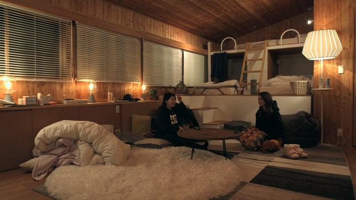 つば冴、安未「TERRACE HOUSE OPENING NEW DOORS」16th WEEK(C)フジテレビ/イースト・エンタテインメント