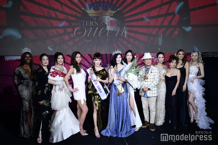 「MISS INTERNATIONAL Queen JAPAN 2020 日本大会」 (C)モデルプレス