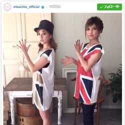 """モデルプレス - AAA宇野実彩子&伊藤千晃の""""双子コーデ""""ダンスに「最強に可愛い」「癒やされた」の声"""