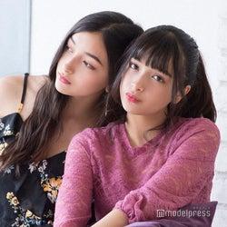 「TikTok」美人ハーフ姉妹エリカマリナ、グラビア鮮烈デビューの反響「抵抗はなかった?」 モデルプレスインタビュー