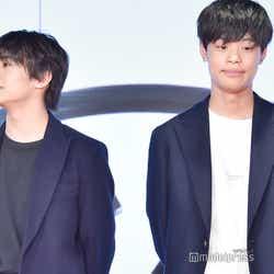 (左から)黒田昊夢、竹内唯人(C)モデルプレス