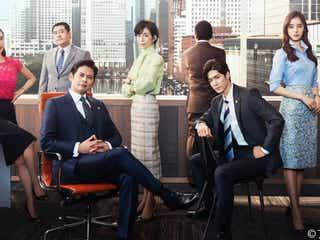 新木優子、鈴木保奈美ら前作に続き『SUITS/スーツ2』に出演「絶対パワーアップしよう感は共通認識」