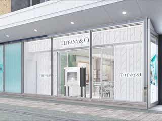 ティファニー、「ティファニー横浜ニュウマン店」を新たにオープン