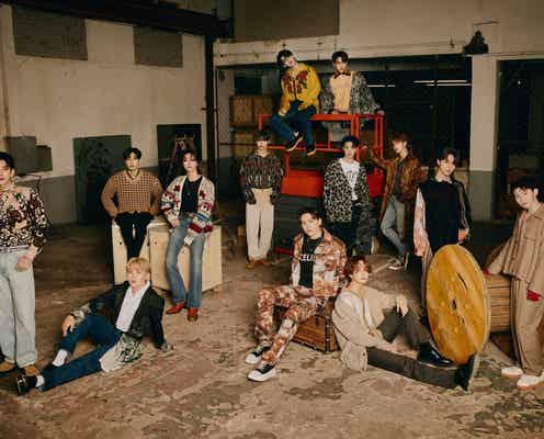 SEVENTEEN「Mステ」で新曲披露 初出演時の反響にジョンハン「皆さんがとても喜んでくださって」<コメント到着>