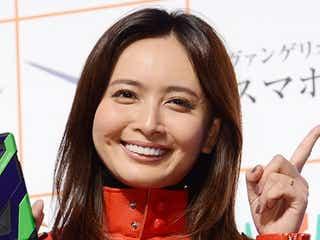 加藤夏希、産後-8kgを報告 スレンダーボディ披露「さすがのプロ意識」
