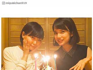 渡辺美優紀、NMB48卒業後初近況報告 テレ朝・弘中綾香アナとプライベート満喫