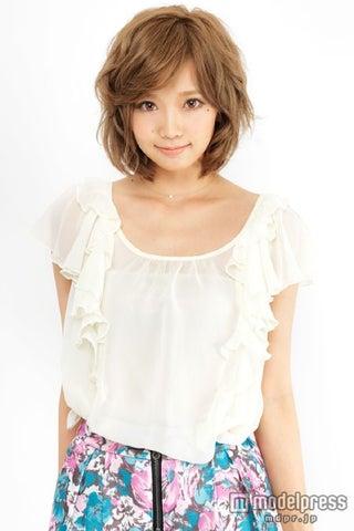 モデル筆岡裕子、第1子出産を発表「想像絶する痛みでした」